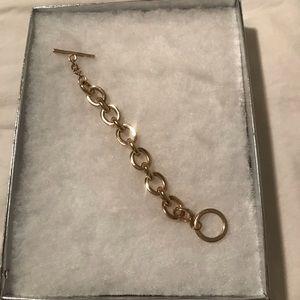 H&M Gold Chain Bracelet
